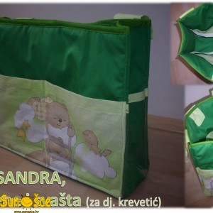Torba Sandra zelena